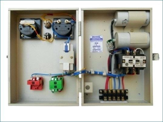 Lk 9433 Single Phase Motor Starter Wiring Also Electric Motor Starter Wiring Schematic Wiring