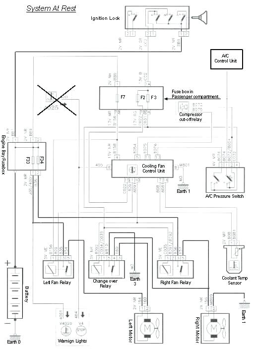 compressor cooling fan wiring diagram with relay bb 1681  dual fan relay dual fan relay wiring diagram  fan relay dual fan relay wiring diagram