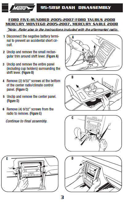 Online Ford Radio Wiring Diagram