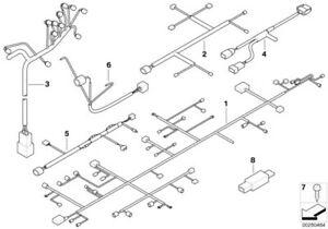 Groovy Genuine Bmw Motorrad Diode For Wire Wiring Harness R13 R22 R28 Wiring Cloud Loplapiotaidewilluminateatxorg