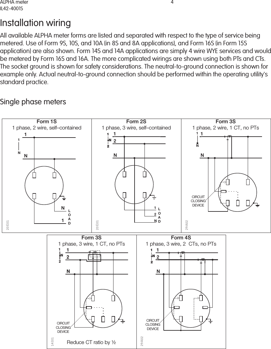 SO_3580] 35S Meter Wiring Diagram Schematic WiringUnho Wedab Mohammedshrine Librar Wiring 101