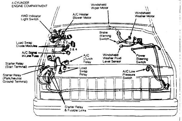 89 jeep cherokee headlight wiring diagram do 5228  wiring diagram 94 jeep grand cherokee wiring diagram  wiring diagram 94 jeep grand cherokee
