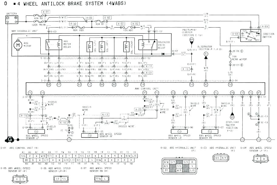 Wiring Diagrams Mazda B2600 Free Download Diagram
