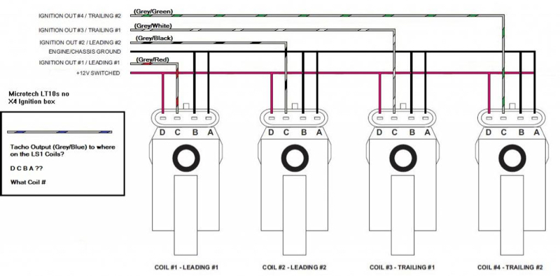 Ra 0768 Tach Wire Diagram Output Together With Microtech Rx7