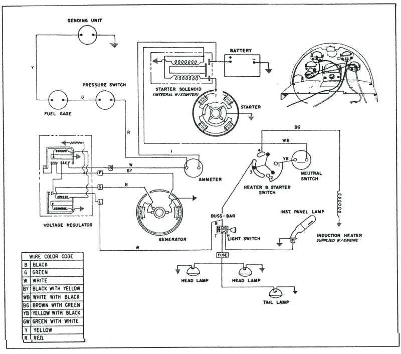 M7300 Wiring Diagram