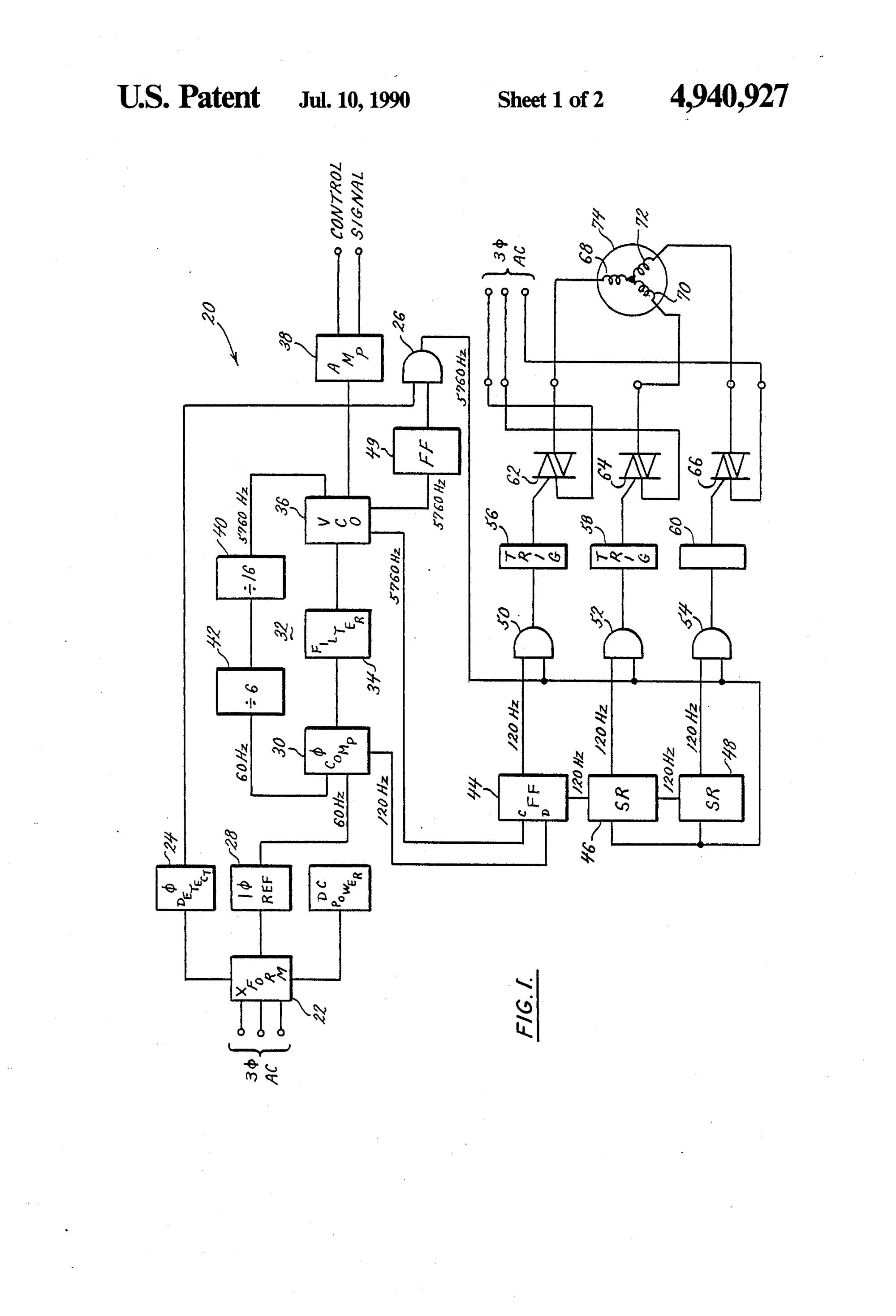Magnatek 6300 Wiring Diagram