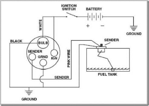 Marine Fuel Tank Wiring Diagram - Wiring Diagrams