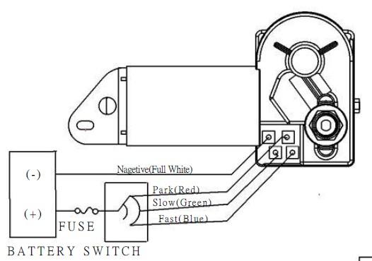 marine windshield wiper wiring diagrams  series 60 engine
