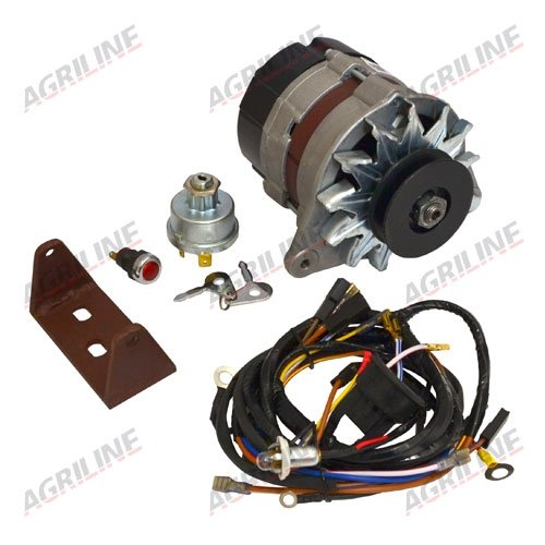 Stupendous Dynamo To Alternator Conversion Kit Wiring Cloud Grayisramohammedshrineorg