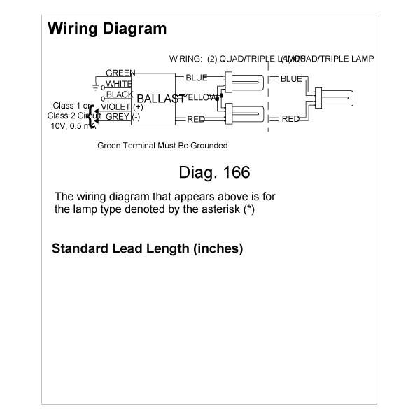Advance Mark 7 Ballast Wiring Diagram