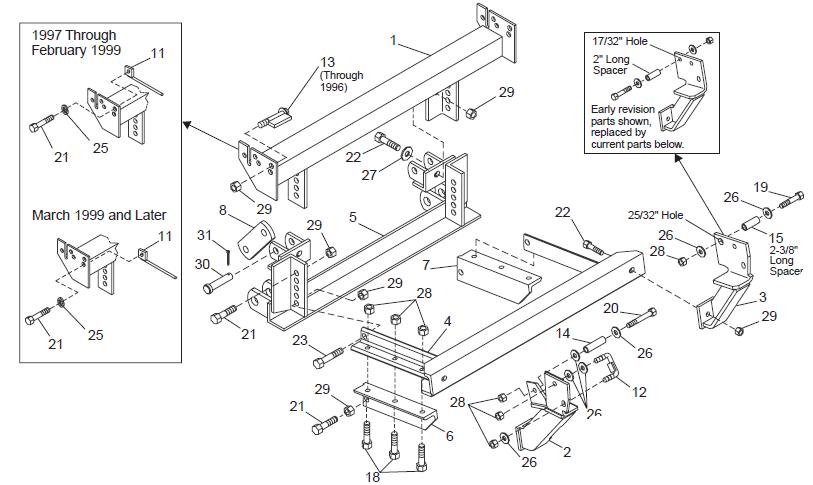 rm4337 dodge ram western unimount wiring download diagram