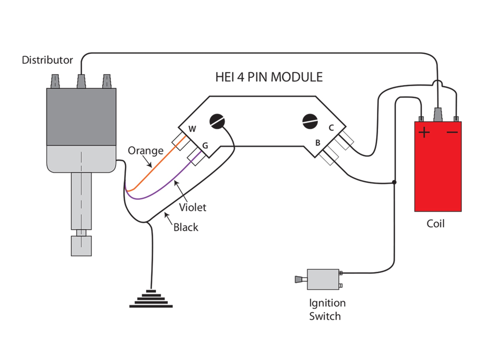 chevy hei distributor module wiring diagram - wiring diagram seat-teta -  seat-teta.disnar.it  disnar.it