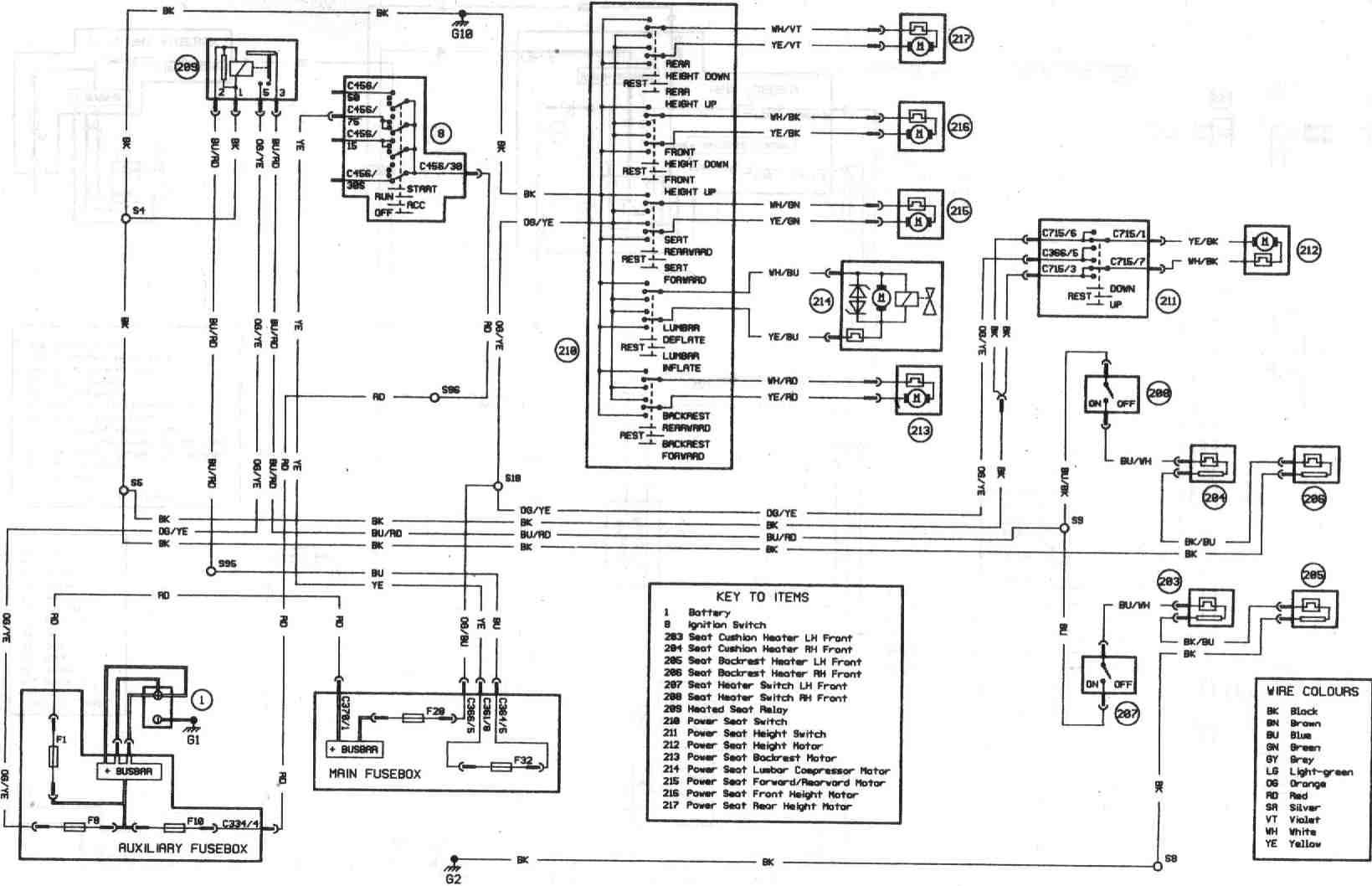 ford b max wiring diagram cg 6277  ford mondeo mk4 wiring diagram photo  cg 6277  ford mondeo mk4 wiring diagram