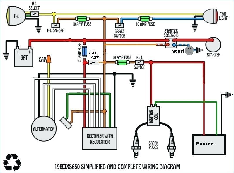 yamaha blaster 200 wiring diagram  description wiring