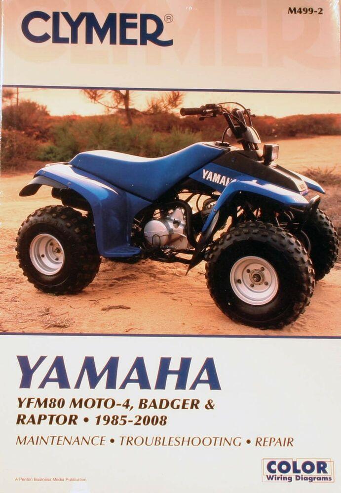 Yamaha Moto 4 80cc Wiring Diagram