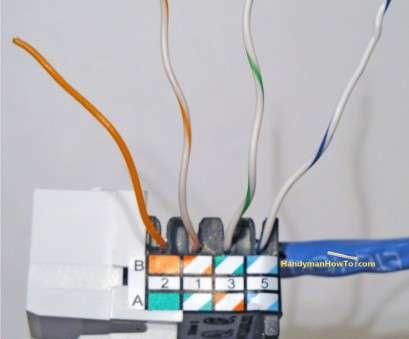 Ao 2065 Rj45 Receptacle Wiring Diagram