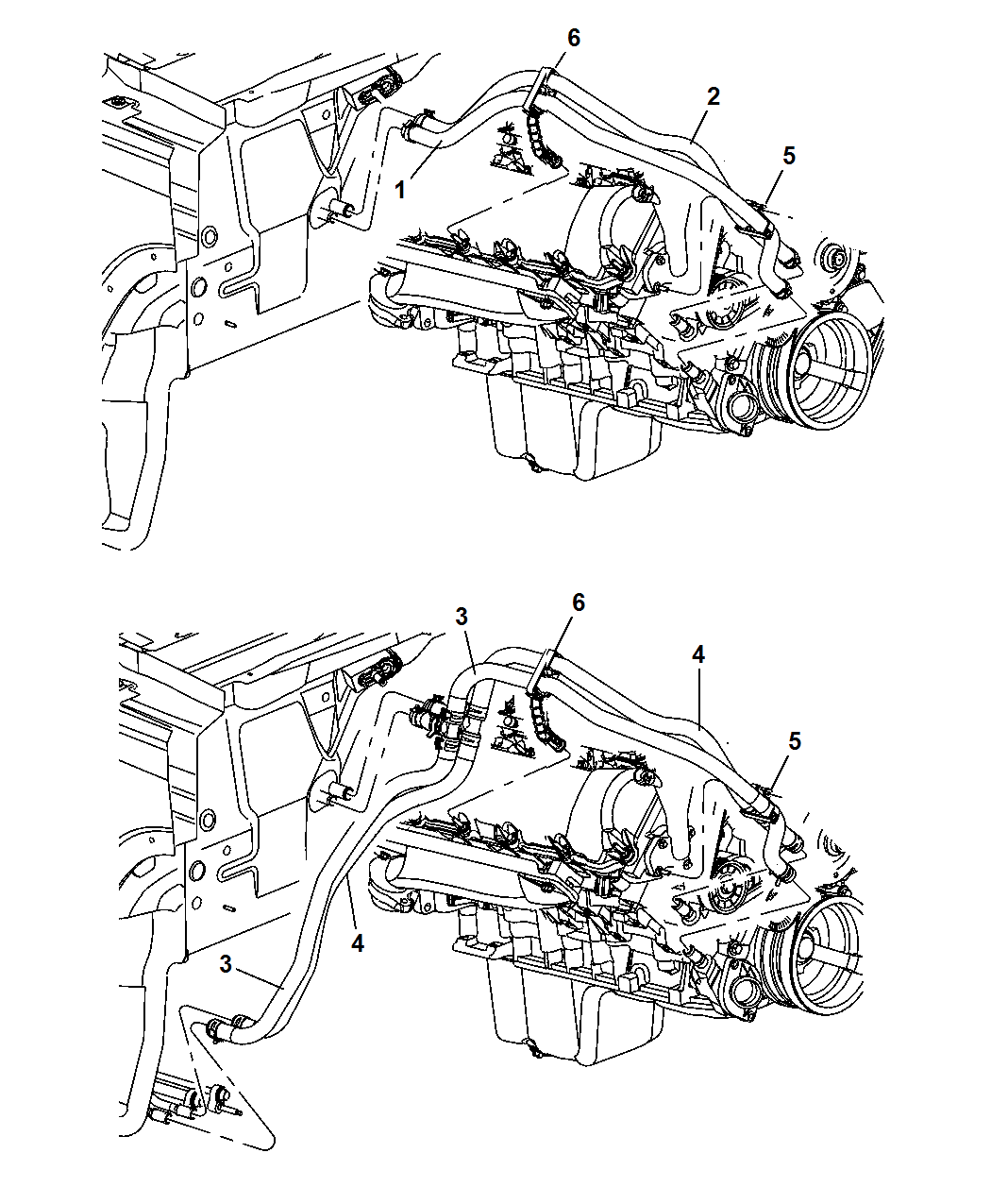 Aa 3851 Diagram Of Engine Compartment 2007 Jeep Commander Free Diagram