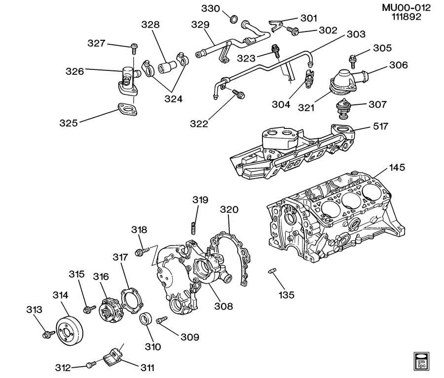 ZA_1062] Chevrolet Lumina Ls 3 1 V6 Gas Wiring Diagram Components On Diagram  Free DiagramRosz Epsy Pap Mohammedshrine Librar Wiring 101
