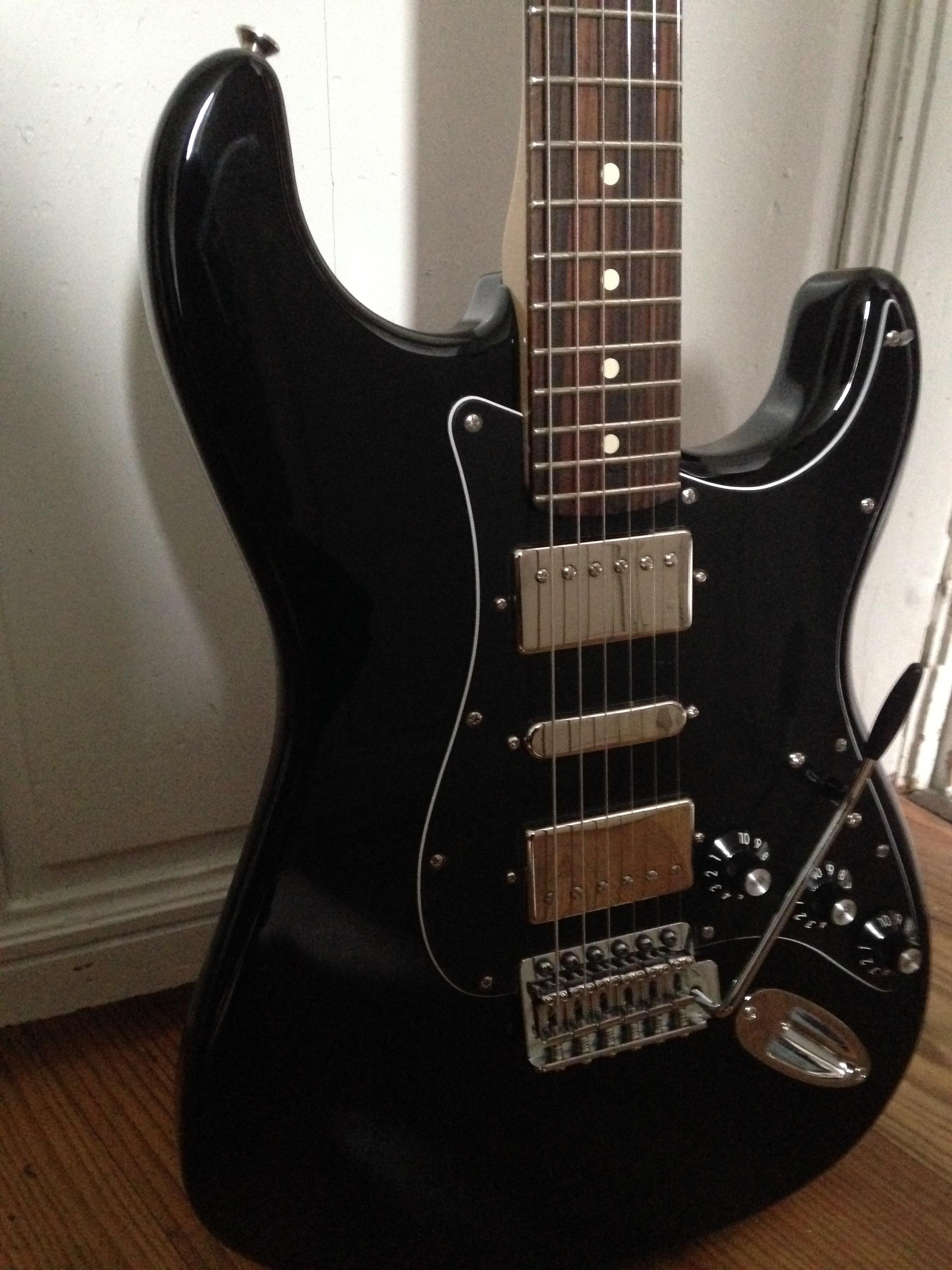 Wiring Diagram For Fender Blacktop Stratocaster
