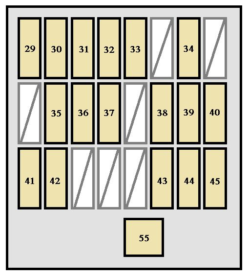 4runner fuse box diagram my 8120  2004 4runner fuse box 2012 4runner fuse box diagram my 8120  2004 4runner fuse box