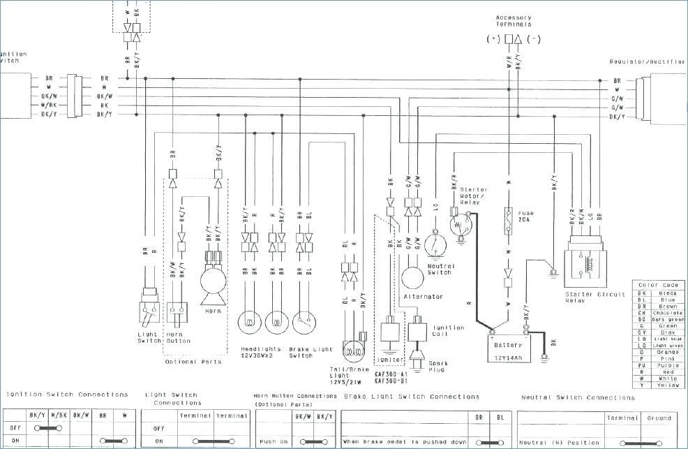 wy7938 kawasaki bayou klf300 wiring schematics schematic