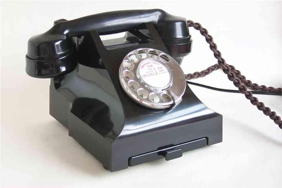 bakelite telephone conversion kit for 332/&312 wiring  diagram