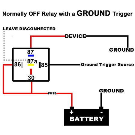 Magnificent Motorcycle Run Switch 4 Pin Relay Set Up With 3 Wires Motor Wiring Cloud Itislusmarecoveryedborg