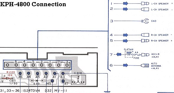Brilliant Pioneer Servicemanuals For Cassette Receivers Wiring Cloud Inklaidewilluminateatxorg