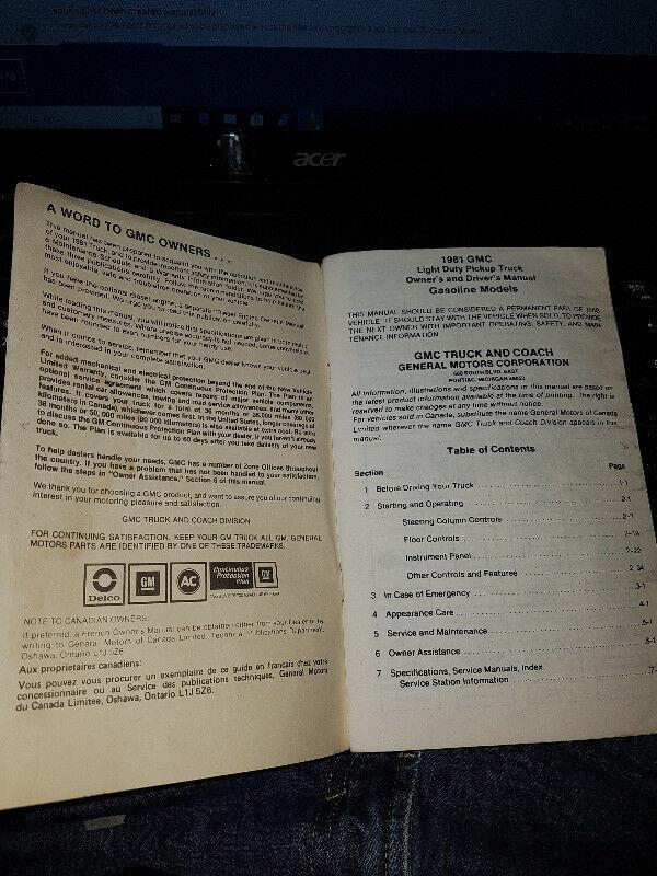 Stupendous 1981 Gmc Sierra Manual Wiring Cloud Picalendutblikvittorg