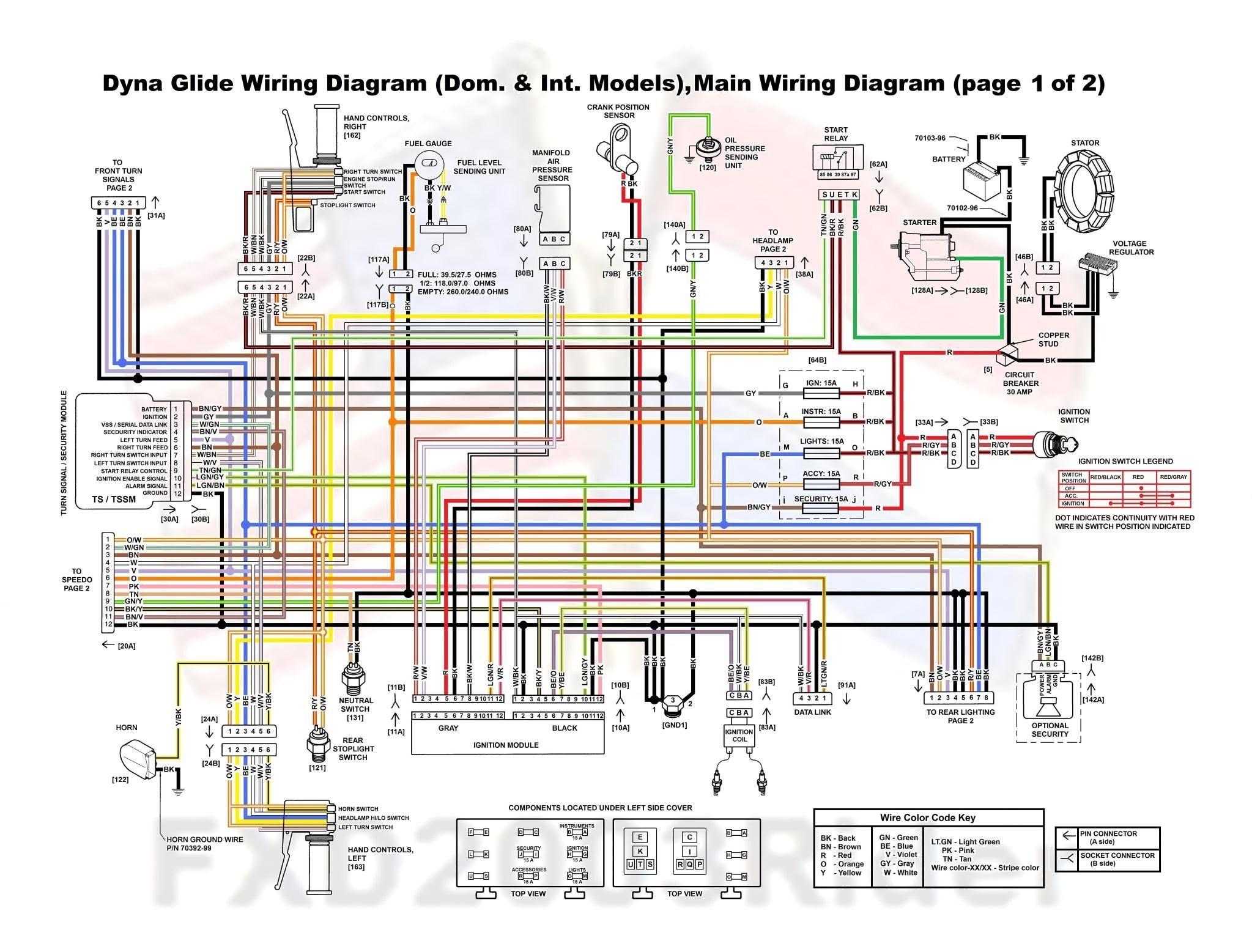 [XOTG_4463]  CB_1390] Harley Dyna Glide Wiring Diagrams Moreover Harley Street Glide  Wiring Download Diagram | 2015 Street Glide Wiring Diagram |  | Anist Numap Mohammedshrine Librar Wiring 101