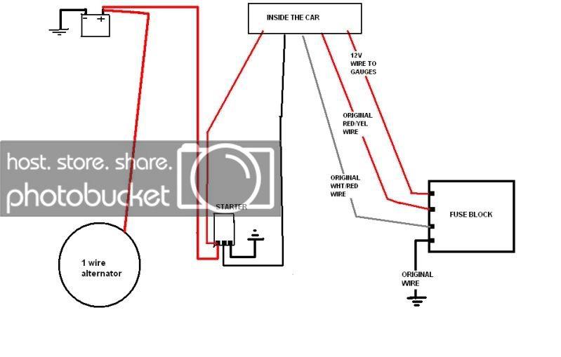 one wire alternator wiring diagram ka 0852  wiring diagram also grand prix wiring diagram also one delco remy one wire alternator wiring diagram wiring diagram also grand prix wiring