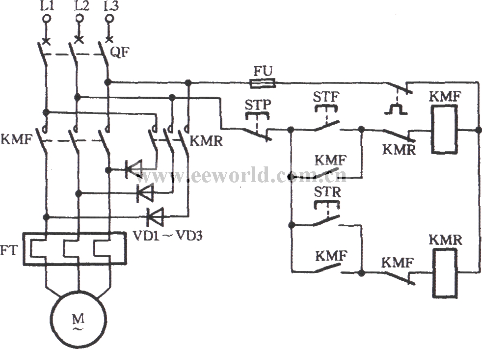Star Delta Forward Reverse Wiring Diagram Pdf