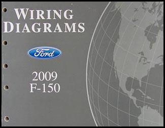 Stupendous 2009 Ford F 150 Wiring Diagram Manual Original Wiring Cloud Faunaidewilluminateatxorg