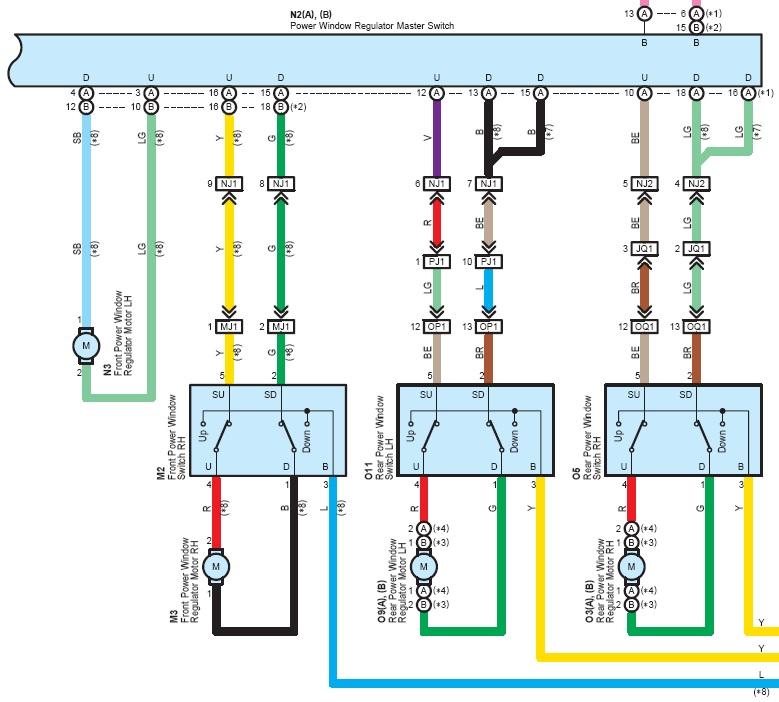 Tremendous Tundra Trailer Wiring Harness Basic Electronics Wiring Diagram Wiring Cloud Faunaidewilluminateatxorg