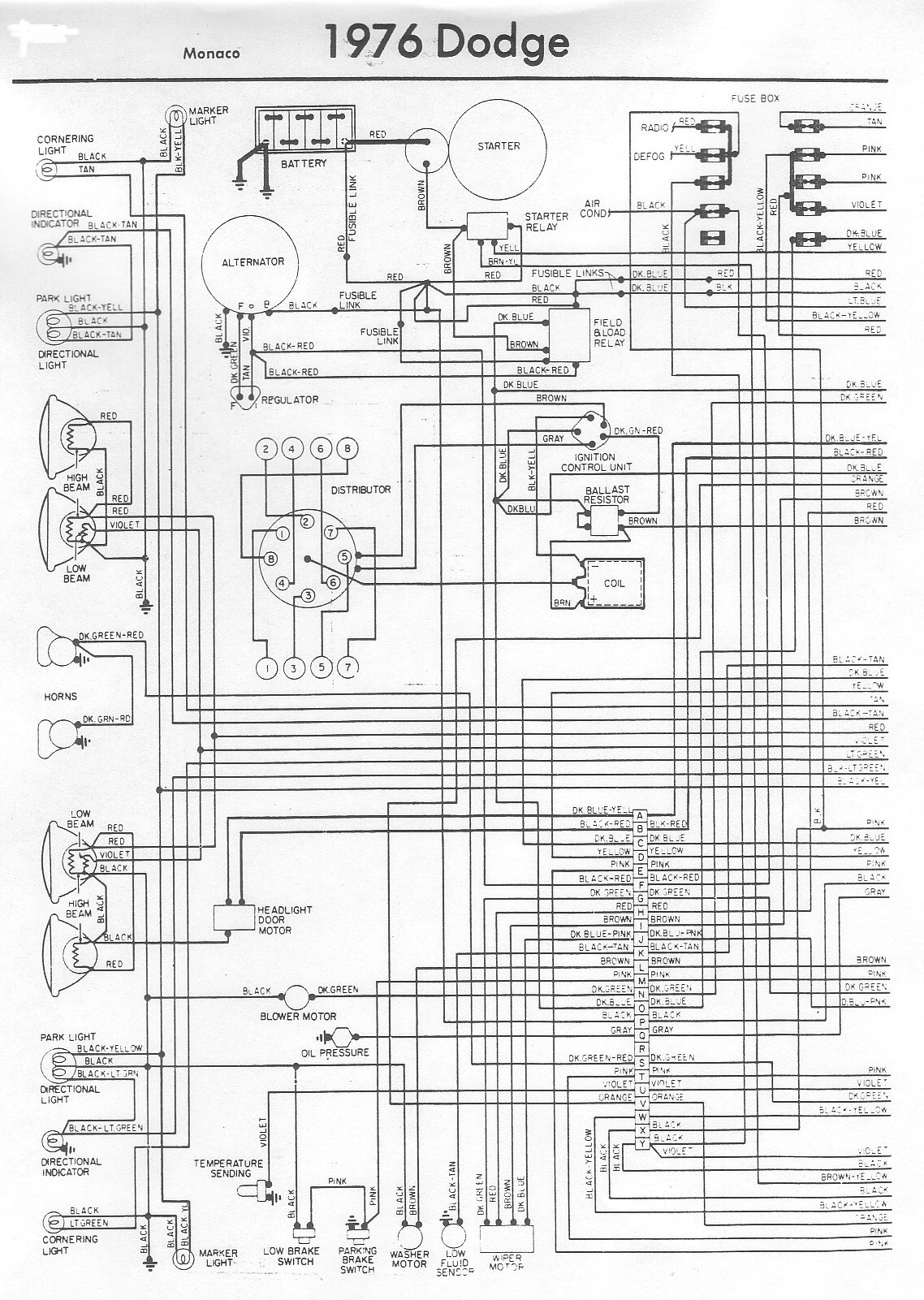 [FPWZ_2684]  78 Dodge Wiring Diagram - Tempstar Heat Pump Wiring Diagram Style Ph5542  for Wiring Diagram Schematics | 78 Dodge Ignition Switch Wiring |  | Wiring Diagram Schematics