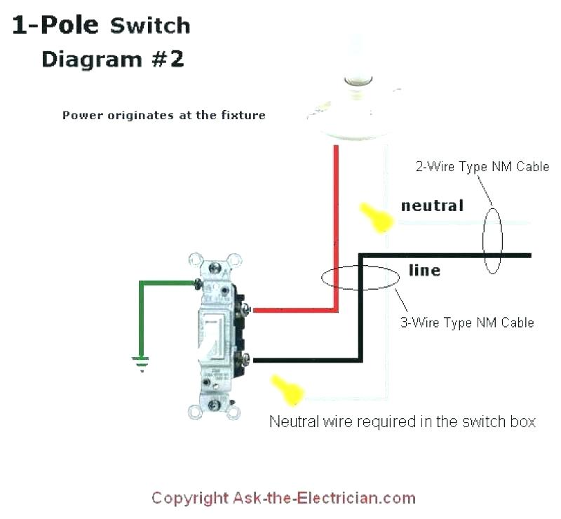 Fs 8320 Wiring Combination Single Pole Switch And Grounding Receptacle Schematic Wiring