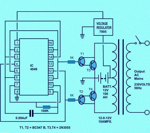 Strange Circuit Diagram Of Solar Inverter For Home Electrical Solar Wiring Cloud Genionhyedimohammedshrineorg