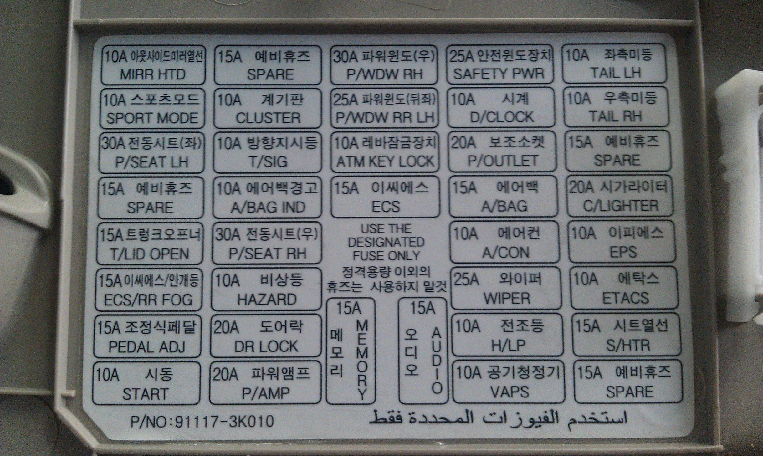2000 hyundai elantra gls fuse box diagram yn 5019  hyundai elantra exhaust system diagram on fuse box  hyundai elantra exhaust system diagram