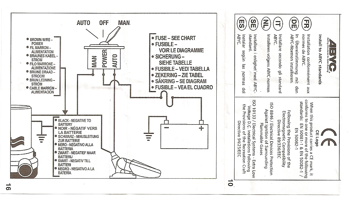 el6795 bilge pump switch wiring diagram on 3 way float