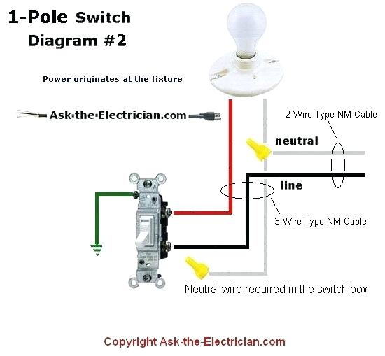 lamp dimmer switch wiring diagram single pole double switch wiring wiring diagram data  single pole double switch wiring