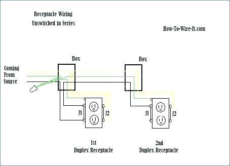 Sl 4514 Wiring Diagram Duplex Receptacle Schematic Wiring