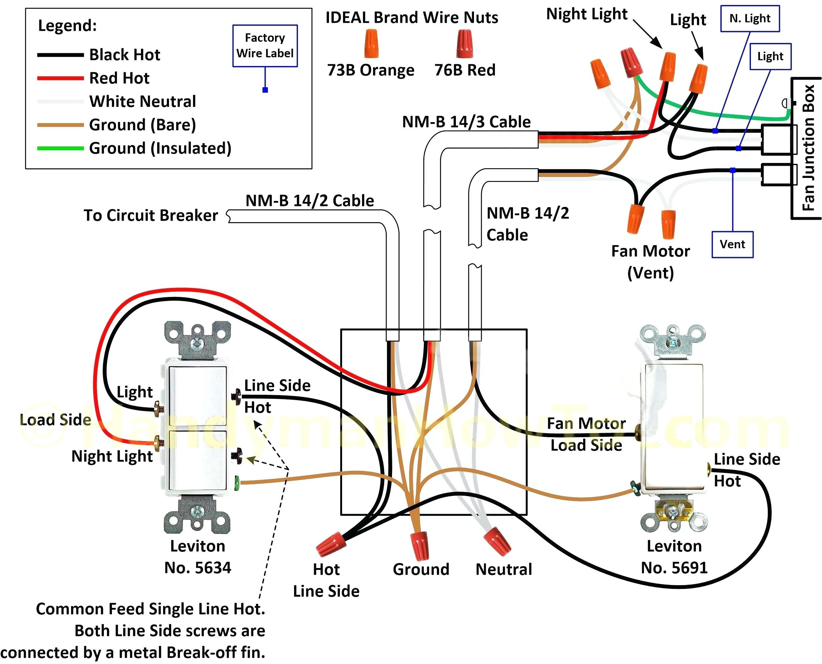 LE 40] Wiring Diagram For Multiple Lights And Switches Download ...