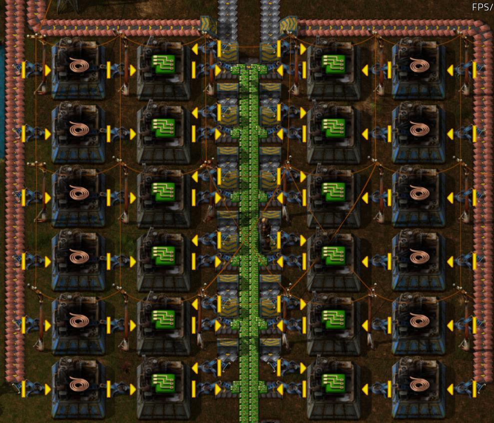 Pleasant Compact Green Circuit Factory Factorio Wiring Cloud Rometaidewilluminateatxorg