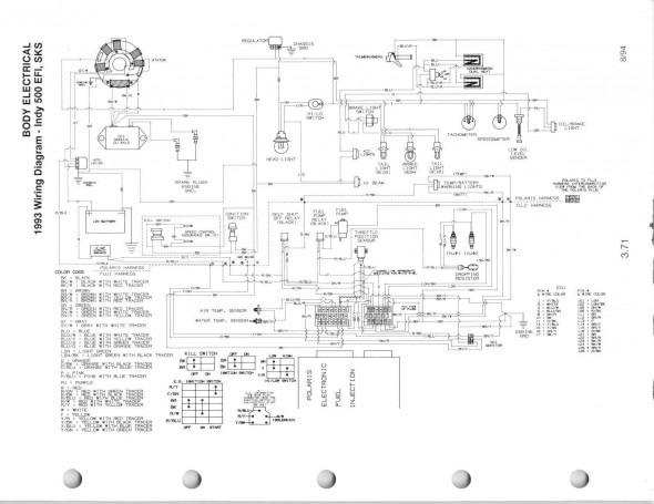 2000 Polaris Xplorer 250 Wiring Diagram