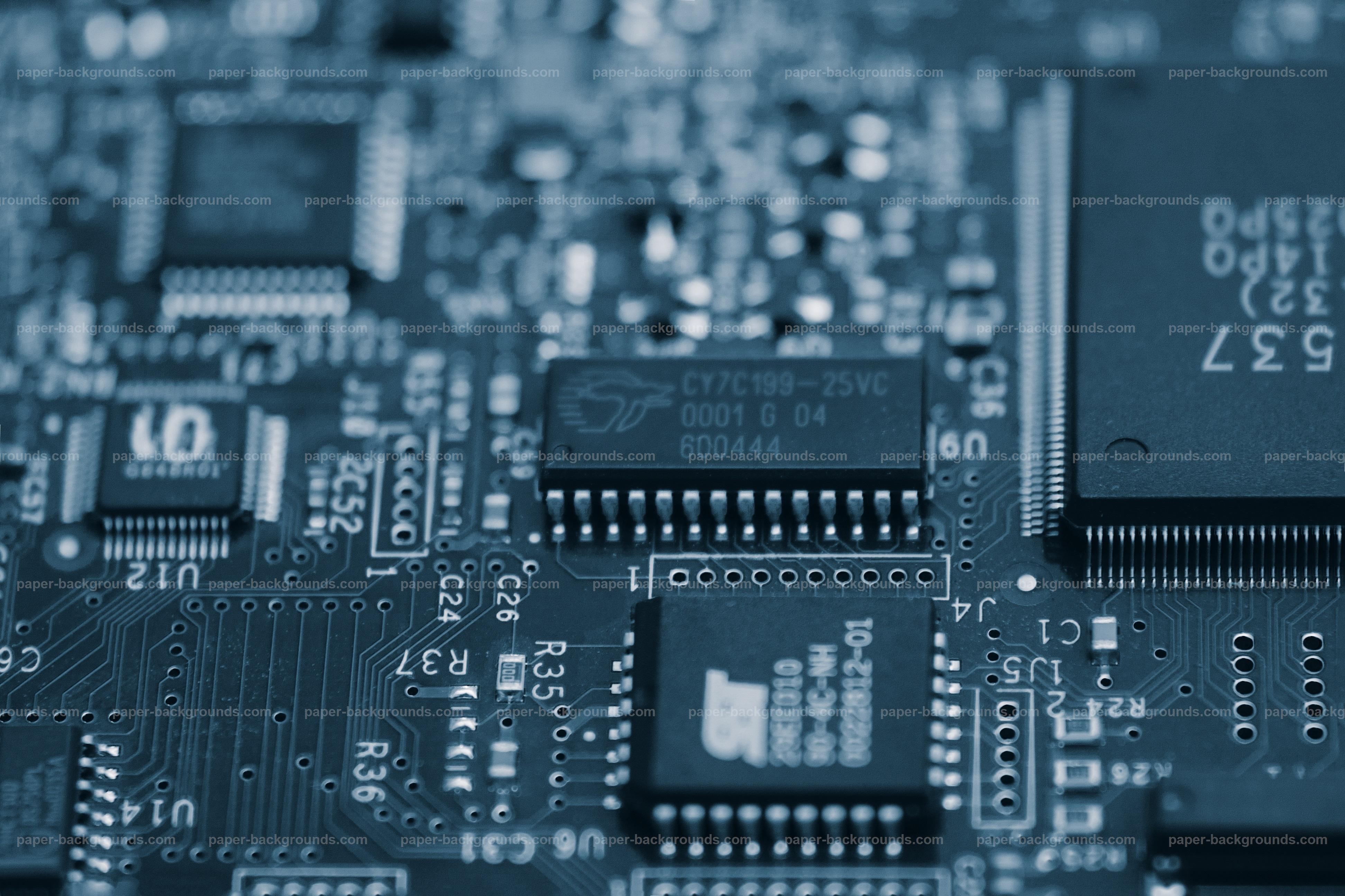 Wondrous Paper Backgrounds Blue Electronic Circuits Background Wiring Cloud Filiciilluminateatxorg