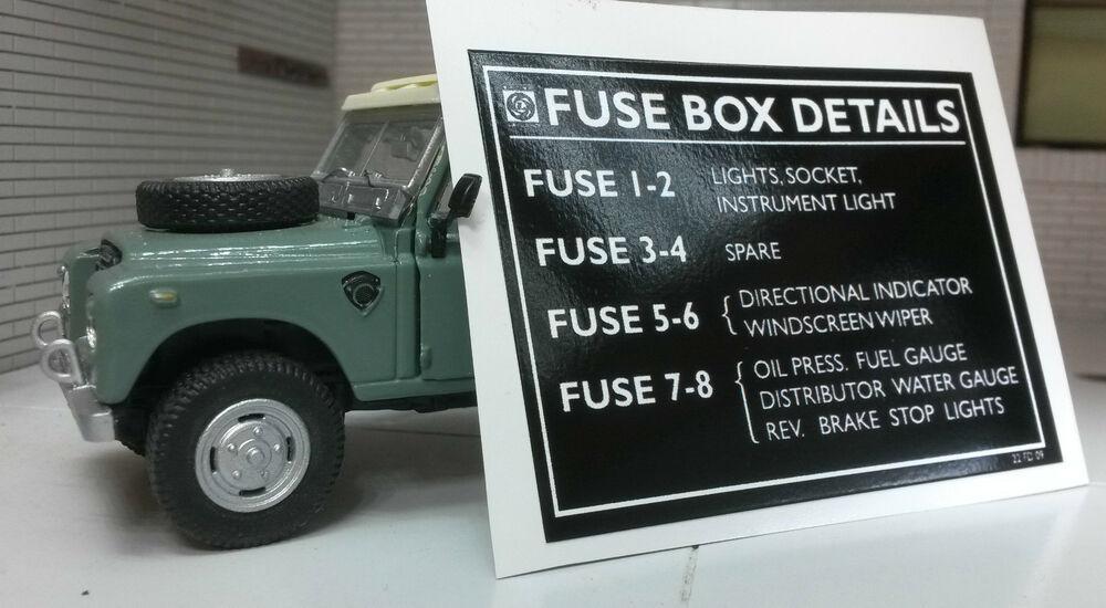[DIAGRAM_38IS]  NA_7498] Land Rover Series Fuse Box Schematic Wiring | Land Rover Series 2 Fuse Box |  | Istic Para Hemt Pical Mous Rect Mang Alma Ponol Teria Omen Xeira  Mohammedshrine Librar Wiring 101