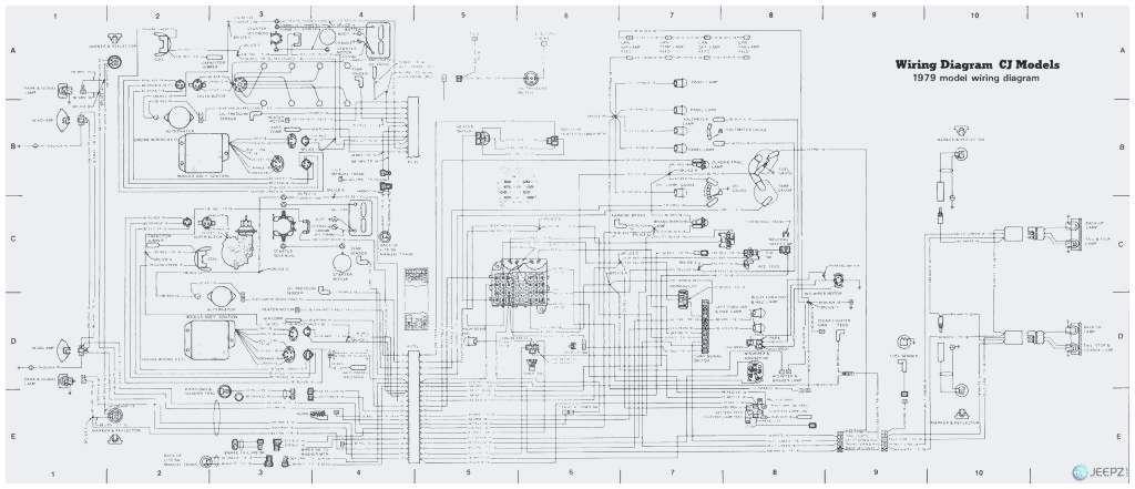 79 Jeep Cj7 Wiring Diagram