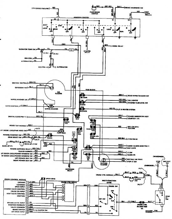 Vt 7044 Wiring Diagram For 1988 Jeep Comanche Free Diagram