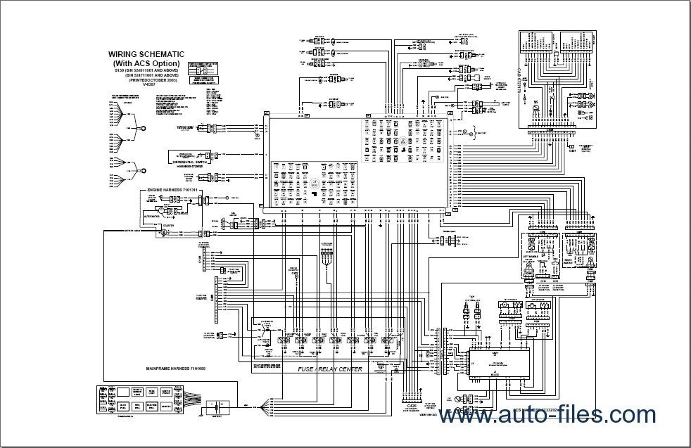 clark 632 bobcat wiring diagram - 2014 jeep wiring diagram for wiring  diagram schematics  wiring diagram schematics