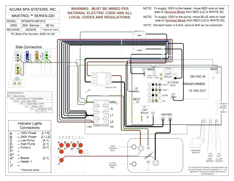 Hydro Spa Wiring Diagram Wiring Diagrams